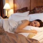 Жената отслабва докато спи? Как и наистина ли?
