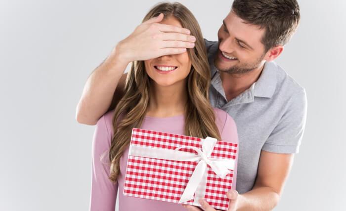 подарък за жената