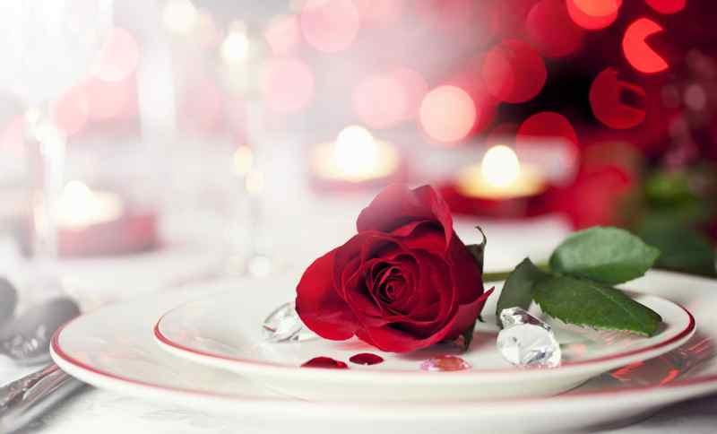 подарък за жената за свети валентин