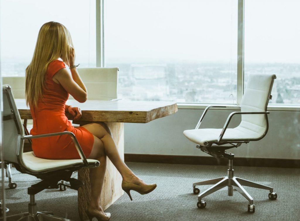 офис дрескод жени